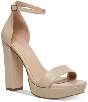 Madden-Girl Suzy Platform Sandals