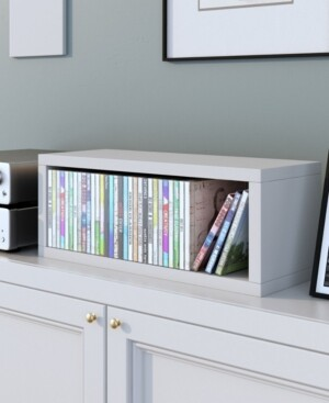 Way Basics Stackable Cd Storage Rack