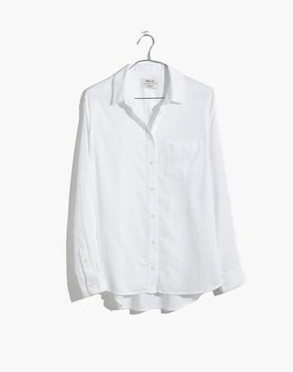 Madewell Oversized Ex-Boyfriend Shirt