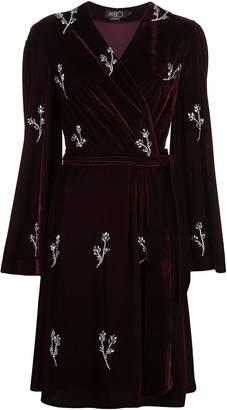 PatBO crystal embellished dress