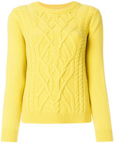 Semi-Couture Semicouture - Tracy jumper - women - Virgin Wool - S