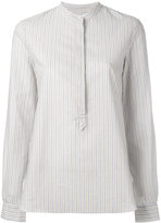 Vanessa Bruno striped blouse - women - Cotton - 36