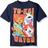 Freeze Yo Kai Big Boys' Short Sleeve Tee Shirt