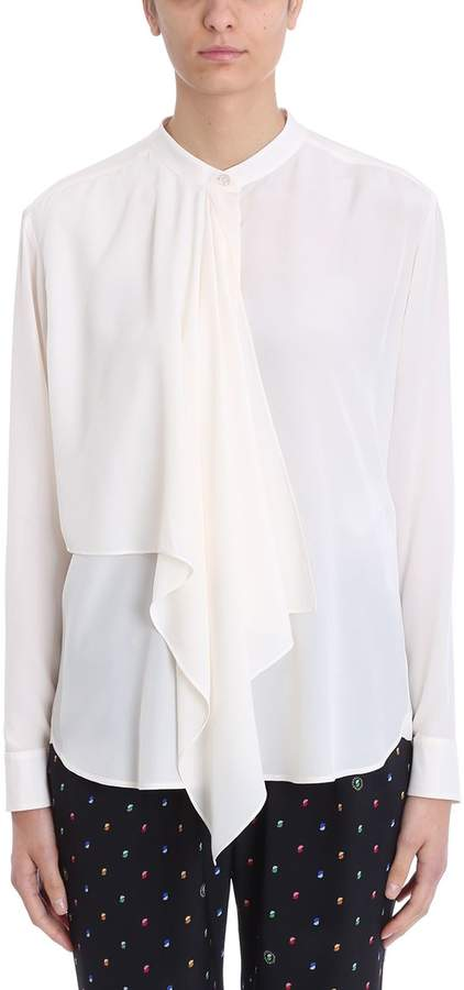 22b5252f55 Ivory Silks Blouse - ShopStyle