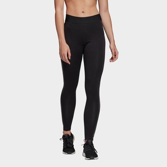 adidas Women's Athletics Must Haves Stacked Logo Training Tights