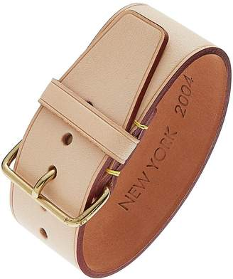 Louis Vuitton Natural Vachetta Anniversary Bracelet