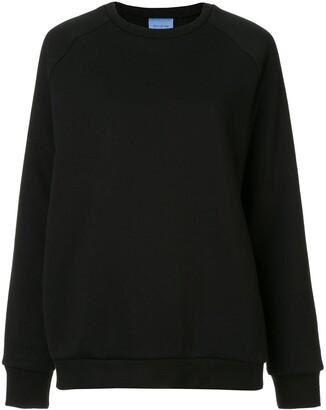 macgraw Falling Heart sweatshirt