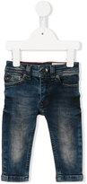 Diesel stonewashed jeans - kids - Cotton/Spandex/Elastane - 9 mth