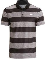 Nike Golf Victory Sports Shirt Dark Grey/black/white