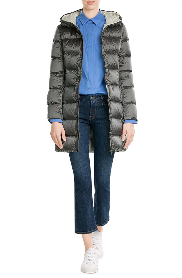 Colmar Odyssey Quilted Down Coat with Hood
