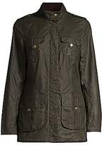 Barbour Women's Defense Lightweight Wax Jacket