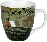 Konitz Cosmopolitan Italy 4-pc. Coffee Mug Set