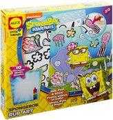 Alex SpongeBob Rub Art Toy