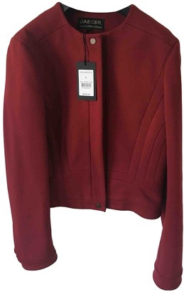 Jaeger Red Jacket for Women