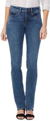 NYDJ Classic Straight Jeans