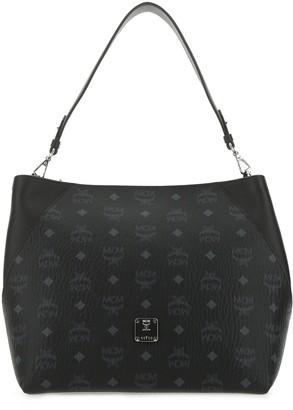 MCM Klara Visetos Tote Bag