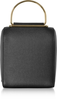 Roksanda Black and Navy Leather Besa Bag