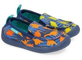 STUDY Infant Boy's Chooze 'Scout Brown' Slip-On Loafer