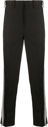 Neil Barrett Side Panelled Tailored Trousers