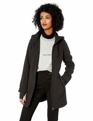 Jessica Simpson Women's Softshell French Fleece Jacket