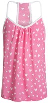 Hatley Little Blue House by Heart and Horses Tank Top (For Big Girls)