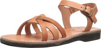 Jerusalem Sandals Women's Miriam Flat