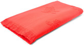 Vilebrequin Turtle-Patterned Cotton Towel