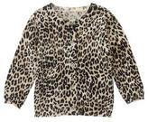 Gymboree Leopard Print Cardigan