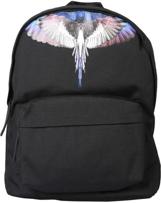 Marcelo Burlon County of Milan Backpack With Wings Print