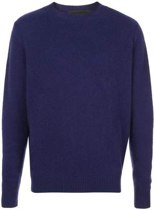 The Elder Statesman crew-neck cashmere jumper