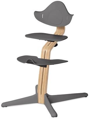 Nomi Chair Gray - White Oak