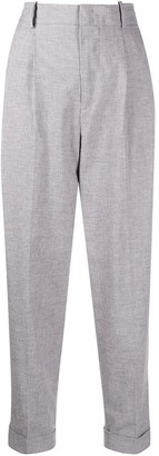 Etoile High-Waisted Trousers