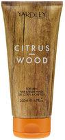 Yardley London Men's Citrus and Wood Hair and Body Wash