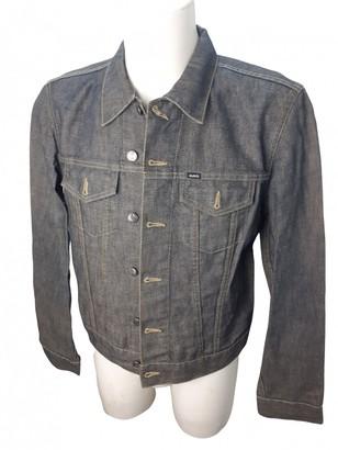 Gas Jeans Blue Cotton Jackets