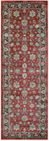 "Couristan HARAZ HAR1443 Red 2'7"" x 7'10"" Runner Rug"