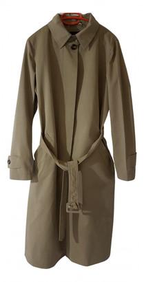 Max Mara Weekend Beige Cotton Trench coats