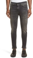 R 13 Men's Boy Paint Splattered Jeans