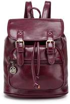 Alisa Betty Women's Retro Students Shoulder Bag School Bags Backpack