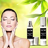 Fine Lines Hyaluronic Acid Serum - Boost Collagen - Botox Cream - Paul Joseph - Best Anti Aging Cream- Vitamins A C D & E - Lavender -Aloe - Reduce and Wrinkles - Look Young With Glowing skin - 2 Oz