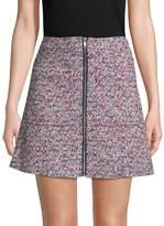 Parker Women's Tweed A-Line Skirt