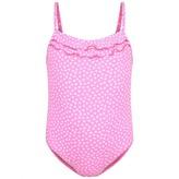 Elizabeth Hurley Elizabeth HurleyPink Cupid Swimming Costume