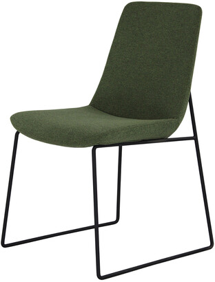 Moe's Home Collection Set Of 2 Ruth Dining Chairs