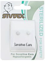 Studex Fireball Aurora Boreal 4.5mm Earrings