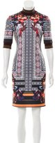 Clover Canyon Neoprene Digital Print Dress w/ Tags
