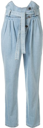 Alexis Stannis high waisted trousers