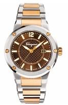 Salvatore Ferragamo Men's F80 Bracelet Watch, 44Mm