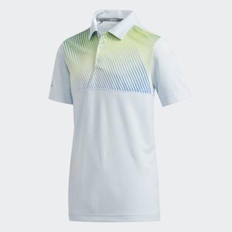 adidas Gradient Stripe Polo Shirt