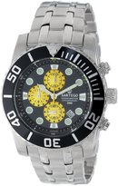 Sartego Men's SPC53 Divers Watch with Unidirectional Rotating Bezel