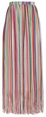 Missoni Woven Fringe Maxi Skirt