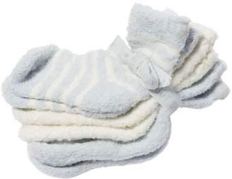Barefoot Dreams CozyChic Lite Infant Sock Set -Three-Pack